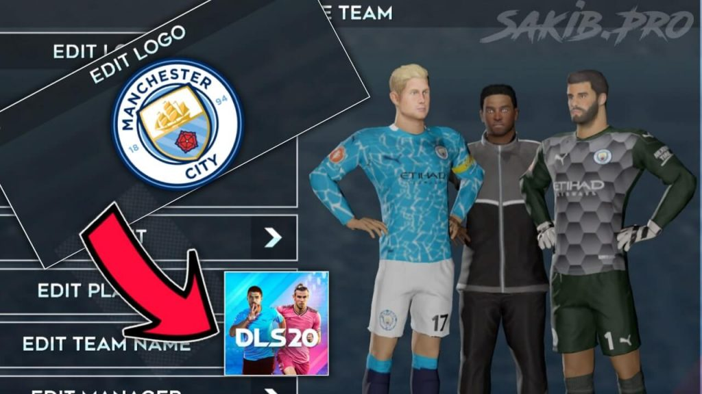 Man city 20 21 kits dls