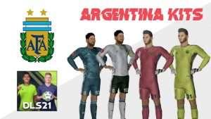 Argentina logo for dls 21