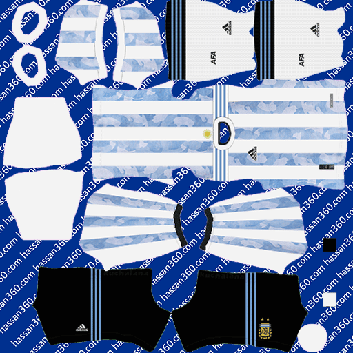 Argentina Home Kits for DLS 21